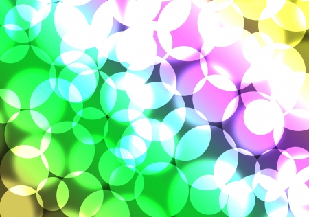 Abstract background bokeh Stock Photo - 15113711