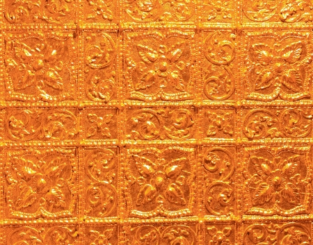 gold background texture Stock Photo - 19050415