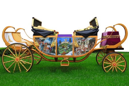 Royal carriage photo