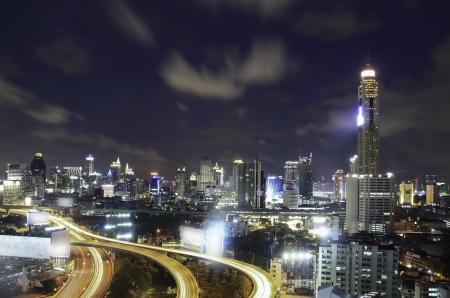 Skyline of City  Stock Photo
