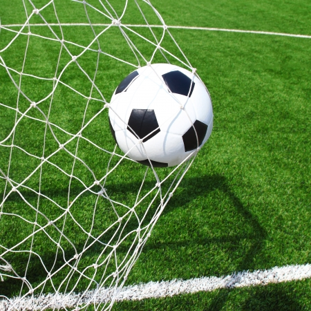 soccer ball in netto