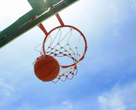 nba: basketball shot