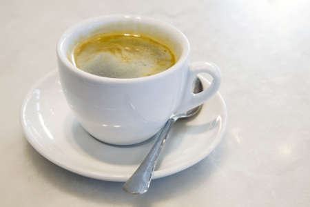 stimulating: Cup of coffee