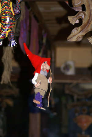 craftmanship: small craftmanship dwarf souvenir from the forest