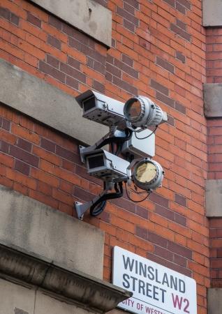 Surveillance Camera photo