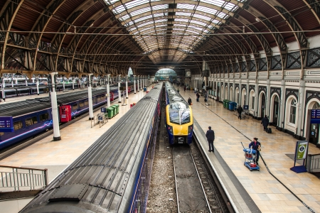 Paddington Train Station In London Town Stock Photo - 17654330