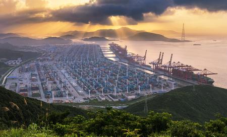 Port de Ningbo Chuanshan