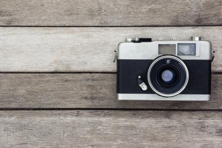 メモリの古い古いカメラ