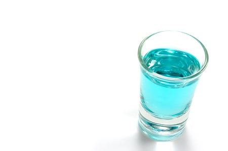 blue tonic photo