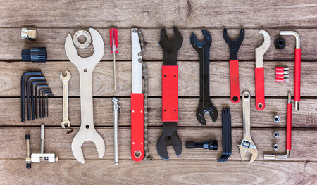 bicycle professional tool set
