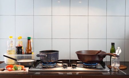 simply: simply kitchen in asian lifestyle