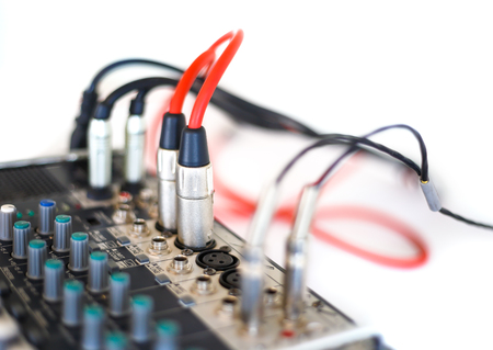 Portable PA Systems isolated white background