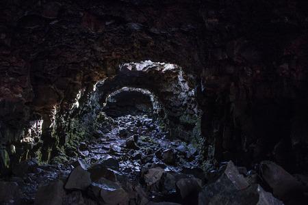 Raufarholshellir, Icelandic lava caves