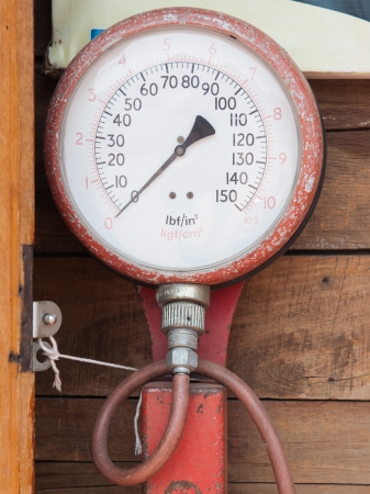 Old Pressure Gauges