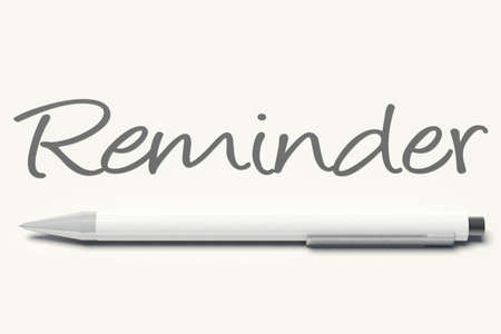 implication: Reminder