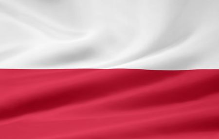Flag of Poland Stock Photo - 6640715