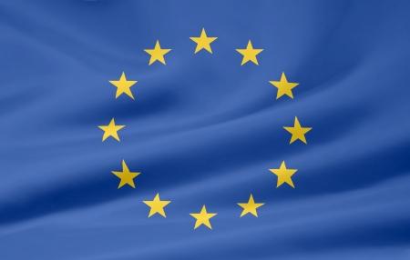 gewerkschaft: Flagge von Europa