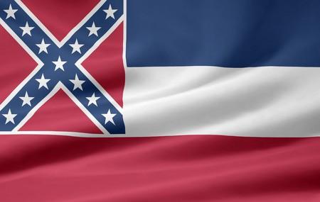 Flag of Mississippi Stock Photo - 7003200