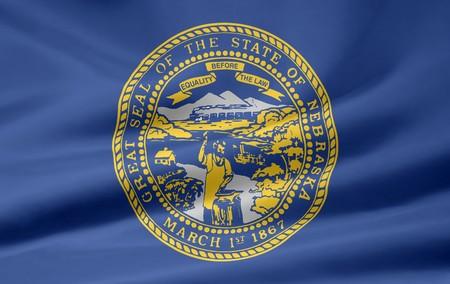 nebraska: Flag of Nebraska