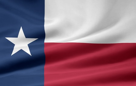Flag of Texas photo
