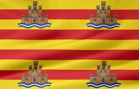 ibiza: Flag of Ibiza