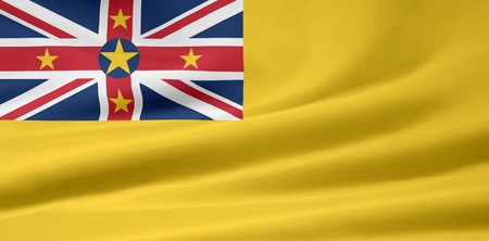 niue: Flag of Niue