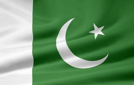 파키스탄: 파키스탄의 국기