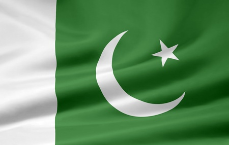pakistani pakistan: Flag of Pakistan