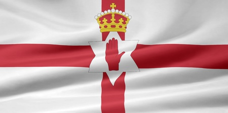 Flag of Ulster photo