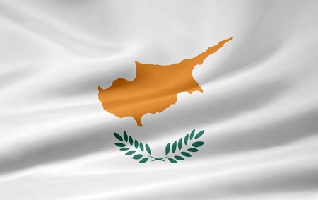 Flag of Cyprus photo