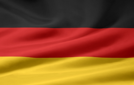 european community: Flag of Germany