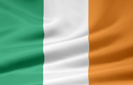 Flag of Ireland photo