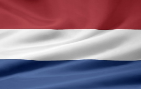 Flag of the Netherlands Stock Photo - 8639383