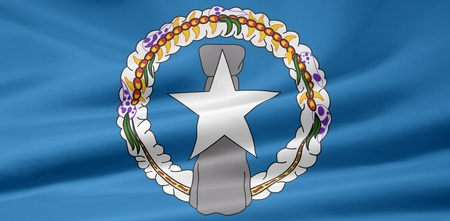 northern: Flag of the Northern Mariana Islands