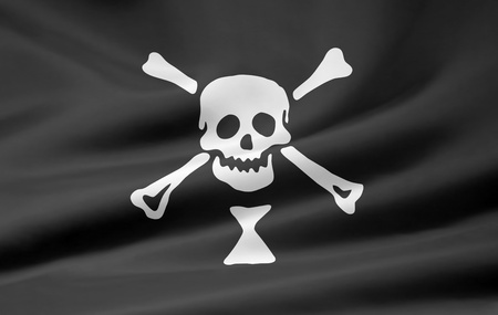 Pirate Flag of Emanuel Wynne photo