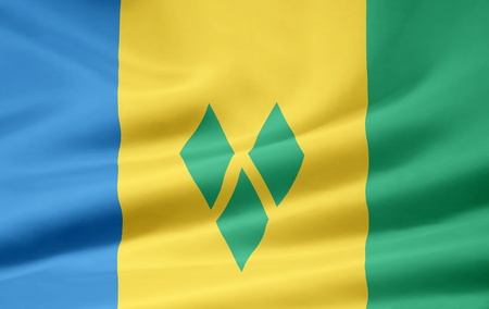 grenadines: Flag of Saint Vincent and the Grenadines