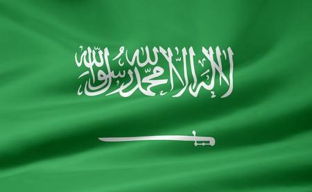 saudi arabia: Flag of Saudi Arabia