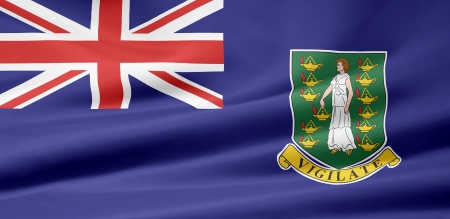 Flag of the Virgin Islands photo