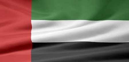 Flag of the United Arabic Emirates photo