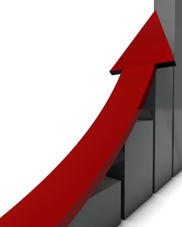 verhogen: Groei