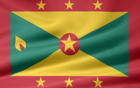 Flag of Grenada photo