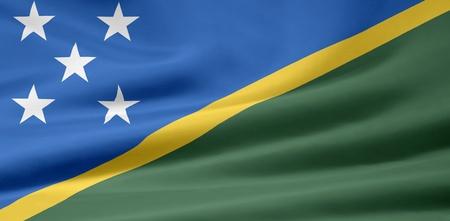 solomon: Flag of the Solomon Islands