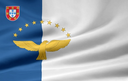 azores: Flag of the Azores