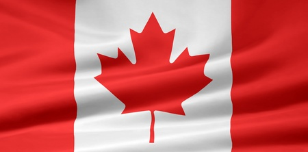 Flag of Canada photo
