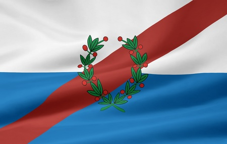 Flag of La Rioja - Argentina Stock Photo - 10252500