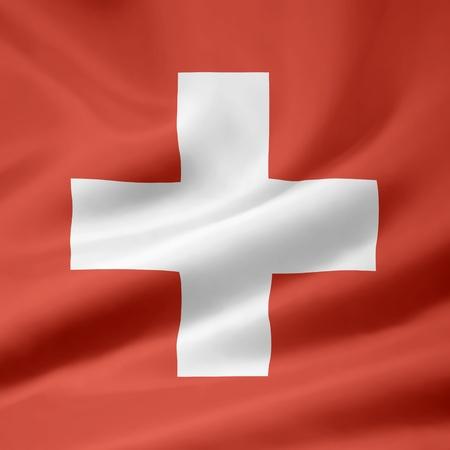 swiss alps: Flaga Szwajcarii - oficjalna Format