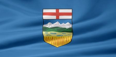 Flag of Alberta - Canada