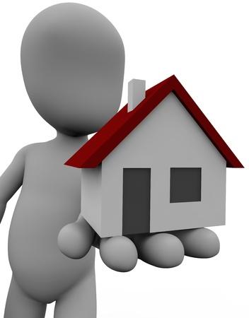 Own Property Stock Photo - 10315840