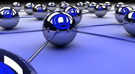 dataflow: Distribuci�n de correo electr�nico a trav�s de la red