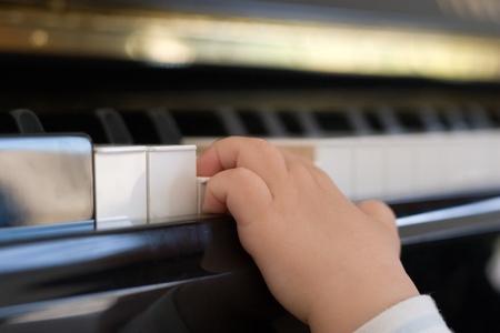 joueur de piano: Jeune musicien